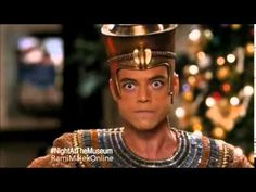 Night At The Museum: Secret Of The Tomb TV Promo: Ahkmenrah, Attlila The...