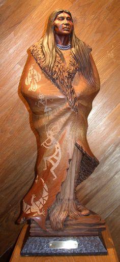 bill churchill wood sculpture - Google Search