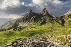 Beautiful landscape captured by Lukas Furlan