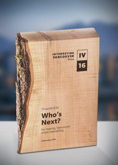 IV Prize Awards 'Interesting' Diverse Individuals – Nominate Someone Today Plaque Design, Sign Board Design, Shop Signage, Signage Design, Lamp Design, Wood Design, Trophy Design, Stage Set Design, Counter Design