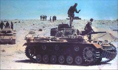 Deutsches Afrika Korps Panzer lll.