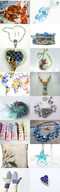 Handmadeology Team by Enzie Shahmiri on Etsy--Pinned with TreasuryPin.com