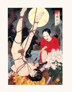 山本タカト Takato Yamamoto,日本平成浮世绘师作品赏-理工大学艺术与设计与设计学院美术系
