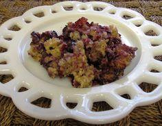 Blueberry & Cream Baked Oatmeal