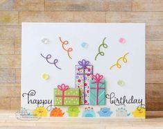Happy Birthday by Shelly Mercado