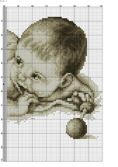 VK is the largest European social network with more than 100 million active users. Cross Stitch Fruit, Cross Stitch Baby, Counted Cross Stitch Patterns, Cross Stitch Designs, Cross Stitching, Baby Love, Cartoon Characters, Boy Or Girl, Teddy Bear
