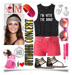 """""""Outdoor Summer Concert"""" by westcoastcharmed ❤ liked on Polyvore"""
