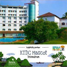 KTDC Mascot-Trivandrum