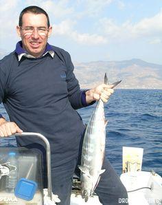 Spinning: Με Popper 40 Γραμμαρίων - DrososFishing - Τα πάντα για το ψάρεμα