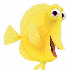 Bubbles Finding Nemo