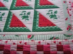 watermelon quilt august 2012 005