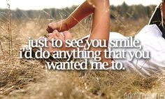 Just to See You Smile - Tim McGraw This song has always made me think of junior :) Country Music Quotes, Country Music Lyrics, Country Songs, Country Concerts, Country Life, Lyrics To Live By, Quotes To Live By, Look At You, Just For You