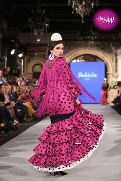es - We Love Flamenco 2018 - Fabiola Our Love, Harajuku, 3, Spanish, Style, Fashion, Events, Dressmaking, Swag