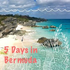 5 Days in Bermuda Itinerary — Sunny Sundays Bermuda Hotels, Bermuda Vacations, Bermuda Travel, Cruise Vacation, Vacation Spots, Vacation Ideas, Butler, Oh The Places You'll Go, Places To Visit