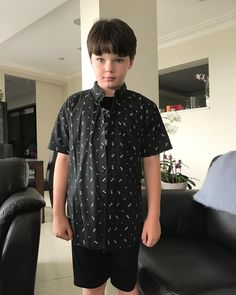 My #teenytiny #firstborn #son who has just turned #seven went shopping with his #nanny @christine.johnston17 for some new #clobber ! Harry is a size 14 at age 7 ! #paediatrician reckons Harry will be between 6ft6 and 6ft10 !