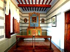 private chapel in Tuscanny