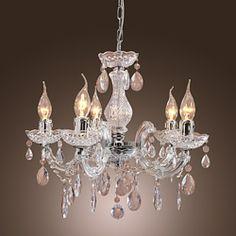 126 besten chandeliers bilder auf pinterest for Billige deckenlampen