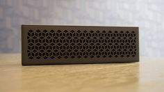 A capable, weatherproof Bluetooth speaker with subtle style