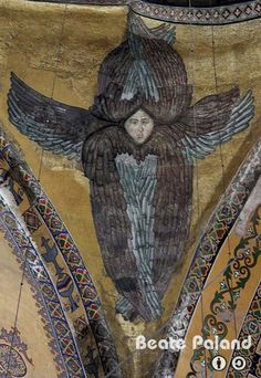 Angels of Hagia Sophia (Ayasofya)   Beneath the Hagia Sophia Project