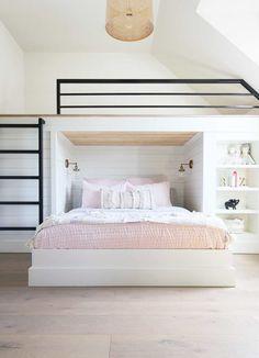 Cute Bedroom Ideas, Room Ideas Bedroom, Bed Ideas, Small Childrens Bedroom Ideas, Girls Bedroom Decorating, Girl Room Decor, Tween Girls Bedroom Ideas, Teenage Girl Bedroom Designs, Teen Room Designs