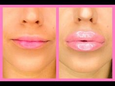 How To Make Your Lips BIGGER In 5 Minutes - YouTube