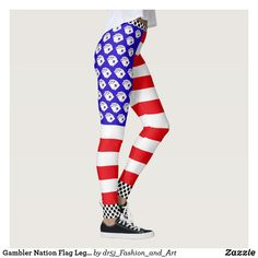 Womens//Girls Eagle With American Flag Casual Socks Yoga Socks Over The Knee High Socks 23.6