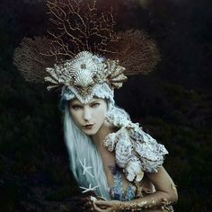 Bella Kotak Photography Fantasy Photography, Fine Art Photography, Conceptual Photography, Contemporary Photography, Beauty Photography, Dark Beauty, Bella Kotak, Creature Of Habit, Portraits