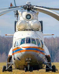 MChS Mil Mi26