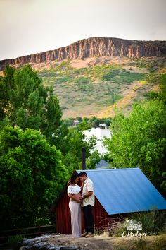 C. Britain Photography - Maternity Photo Session - Golden, CO