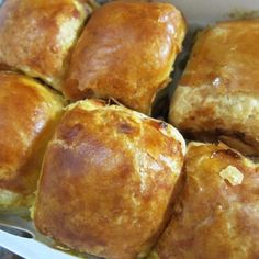 Kue bolen, baked pastry with crust layers similar to those of croissant, baked flour with butter or margarine layers, filled with cheese and banana. Other variants uses durian fillings. The cake demonstrate European pastry influences.