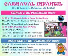 Carnaval infantil - Turismo de Cantabria - Portal Oficial de Turismo de Cantabria - #Cantabria #Spain