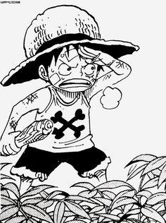 Little Luffy ^-^