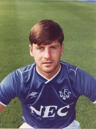 Paul Bracewell - Everton