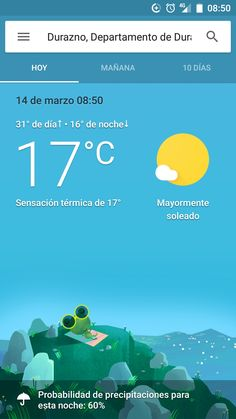 Google Weather, Google Doodles, Home, Ideas