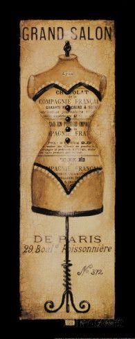 Grand Salon No. 372 Stampa d'arte