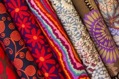 Fabric at Dona Agulha