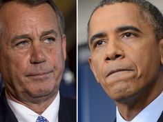 Obama Rejects Boehner Surrender In Weekly Address, Demands More Because Now He Knows Boehner Is Terrified And Will Do Anything