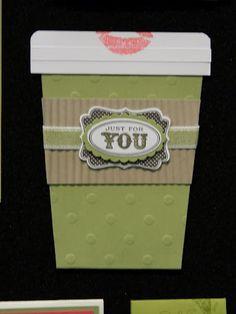 Think gift card holder, hmmm  2012 Stampin' Up! Convention Day 4 - Stella MacKay - Picasa Web Albums