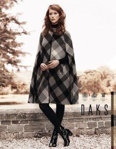 Daks ~ classic styling with a 60's twist.