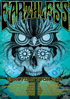 EARTHLESS en tournée !!