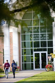 Alan J. Stone Recreation Center, Alma College, Alma, MI