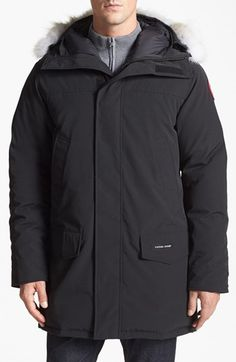Canada Goose 'Langford' Down Parka available at #Nordstrom
