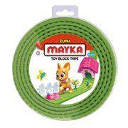 Mayka Toy Block Building Tape Medium (2 Stud 2 Metre) – Light Green