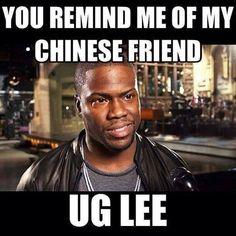Funny meme - Chinese friend - http://jokideo.com/funny-meme-chinese-friend/