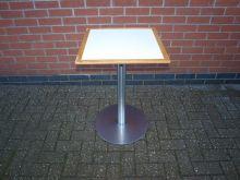 PSQ12 PEDESTAL TABLE