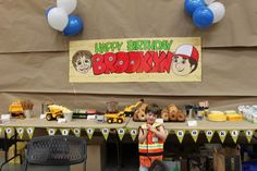 Brooklyn's Home Depot Construction Birthday Party Project Nursery - IMG_7018
