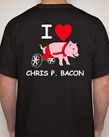 Chris P Bacon - Official Website | Blog