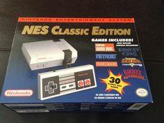 #videogames #Gamers #nintendo classic mini BRAND NEW! – Nintendo NES Classic Edition Mini Console – 100% AUTHENTIC! 268.99      Item specifics     Condition:        New: A brand-new,...