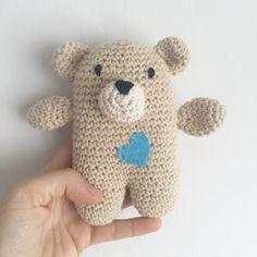 Las Marinas Crochet: Regalos para babyshower personalizados