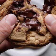 The Best Chewy Chocolate Chip Cookies Recipe by Tasty